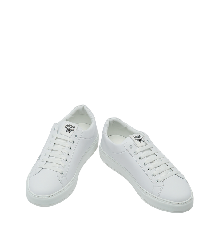MCM Low Top Damen Sneakers aus Leder Alternate View 4