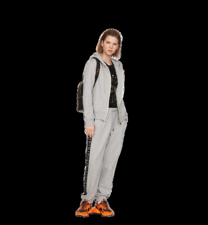 MCM Women's Himmel Low Top Sneakers in Suede Alternate View 6