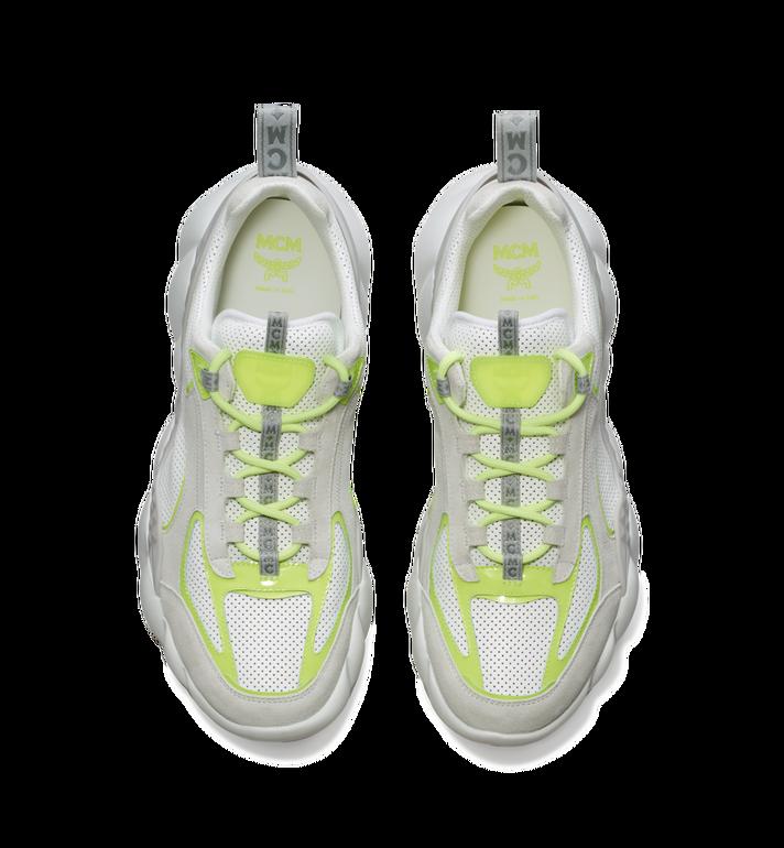 MCM Himmel Low Top Damen Sneakers aus Wildleder Alternate View 4