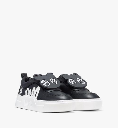 Women's Skyward Platform Sneakers with Bear Charm