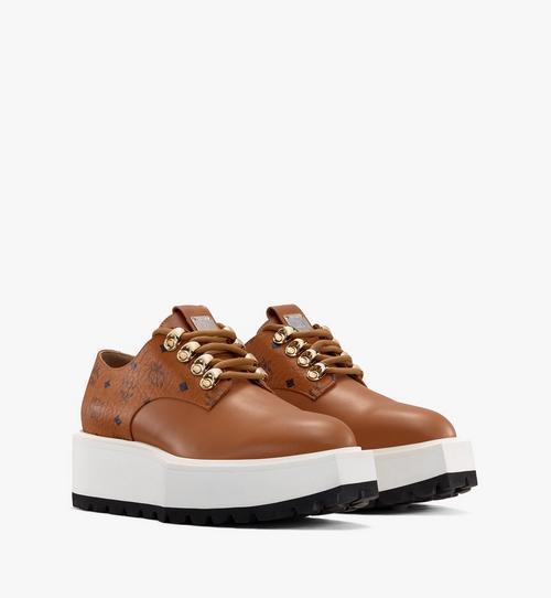 รองเท้าแพลตฟอร์มสำหรับผู้หญิงลาย Visetos