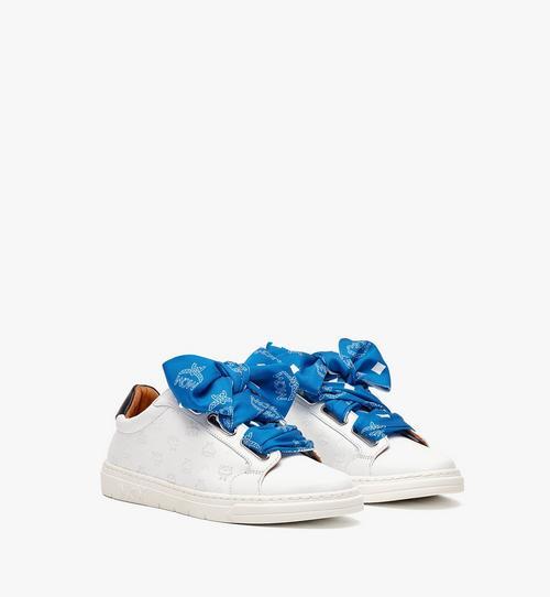 รองเท้าผ้าใบ Twilly Terrain Lo วัสดุหนังลูกวัวลายโมโนแกรมสำหรับผู้หญิง