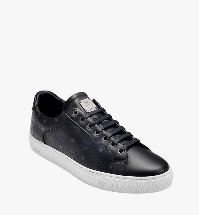 Men's Low Top Classic Sneakers in Visetos