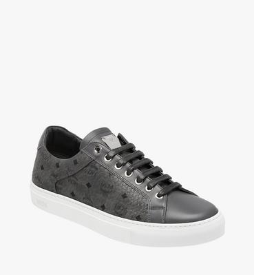 Men's Low Top Sneakers in Visetos
