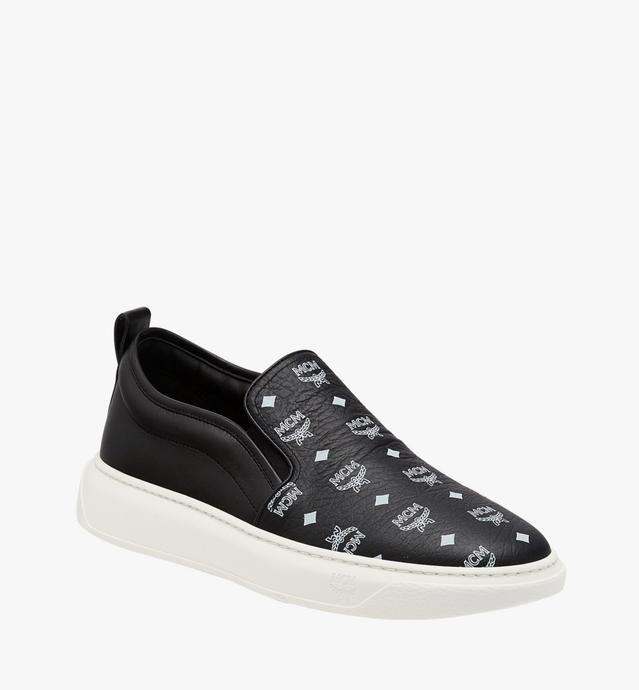 Men's Slip On Sneakers in Visetos