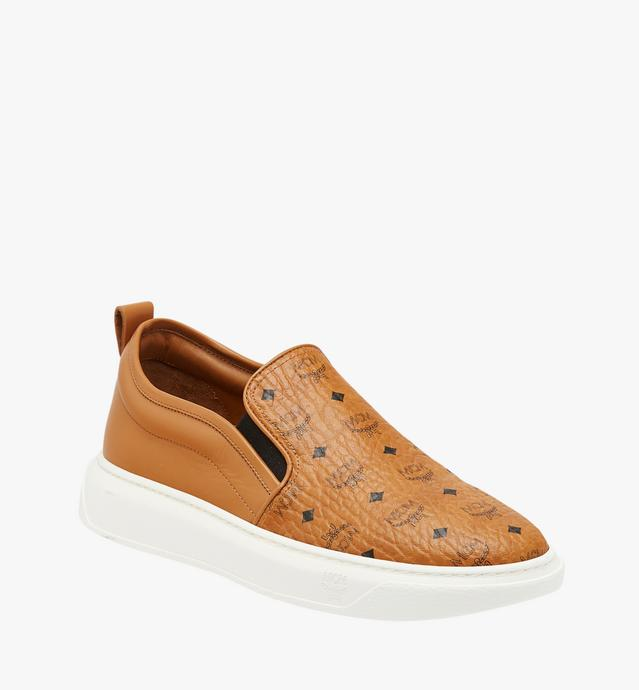 Herrenpantoletten Sneaker in Visetos