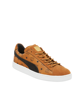 PUMA MCM Brown Leather