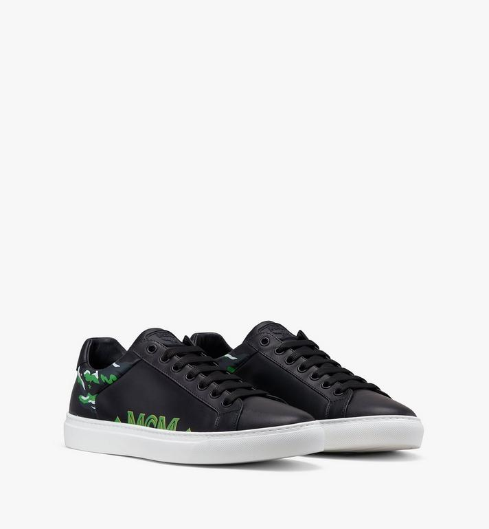 MCM Men's Milano Low-Top Sneakers Alternate View