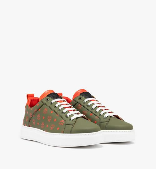 Low Top Herrensneaker in Visetos