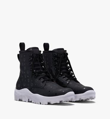 Men's Resnick Combat Boot in Visetos