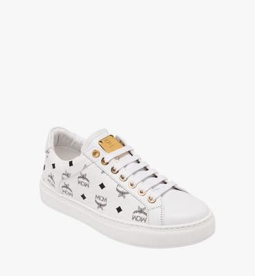 Men's Classic Low Top Sneakers in Visetos