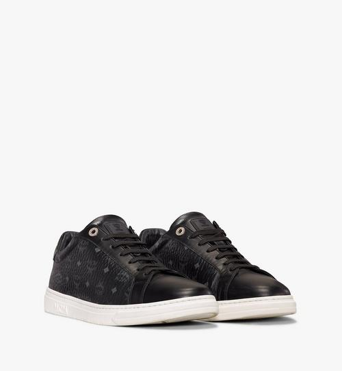 Baskets basses Terrain Derby en Visetos pour homme