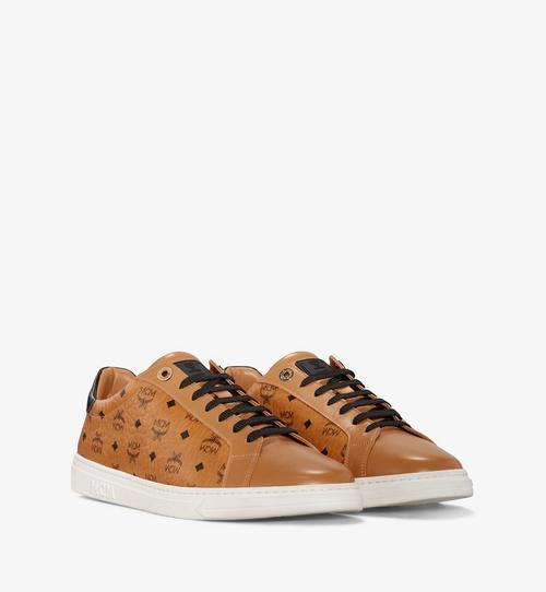 Terrain Derby Low-Top-Sneaker in Visetos für Herren