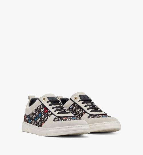 Terrain Derby Low-Top-Sneaker mit diagonalem Logo für Herren