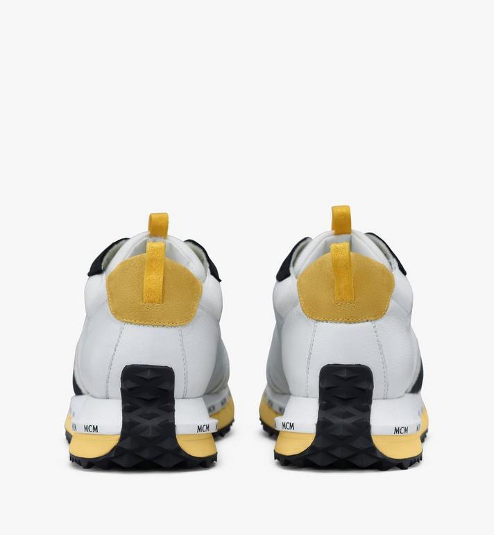 MCM Mach 76 Sneaker für Herren White MEXASMM34WT041 Alternate View 3