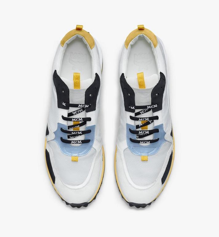 MCM Mach 76 Sneaker für Herren White MEXASMM34WT041 Alternate View 5
