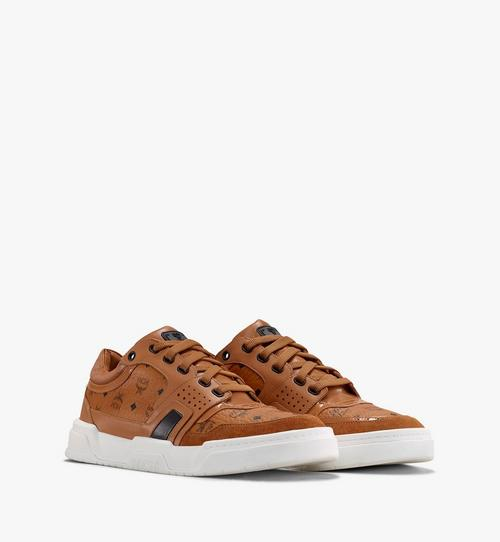 Men's Skyward Low-Top Sneakers in Visetos