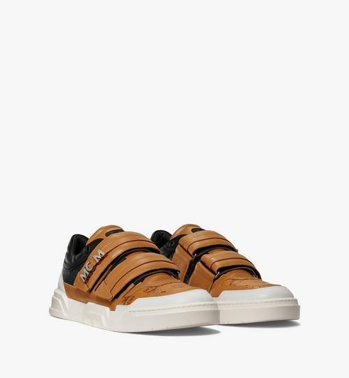 Men's Skyward Velcro Lo Sneakers in Visetos