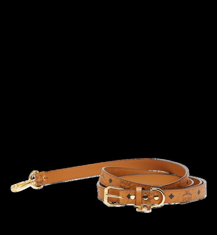MCM Dog leash in Visetos Alternate View