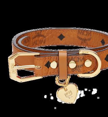 MCM Hundehalsband in Visetos Alternate View 3