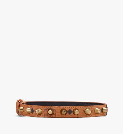 Bracelets en cuir clouté