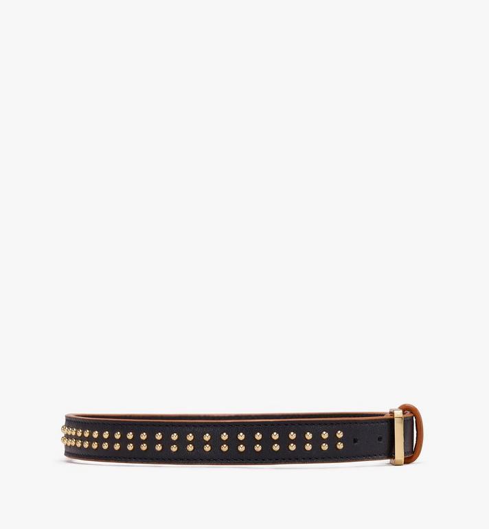 MCM Bracelets en cuir clouté  MEZ9AMM11CO001 Alternate View 3