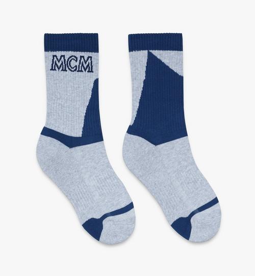 Colorblock Cotton Socks