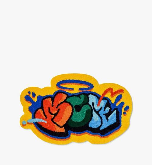 Tapis à logo MCM x SAMBYPEN