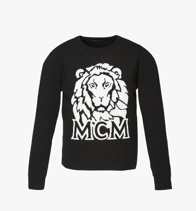 Women's Munich Lion Intarsia Sweater