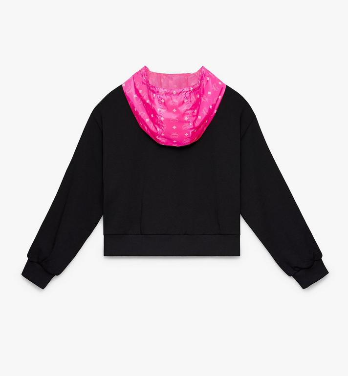 MCM Flo Damen-Sweatshirt mit Kapuze Alternate View 2