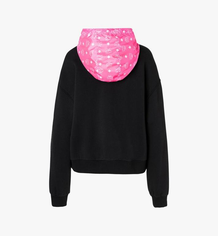 MCM Flo Damen-Sweatshirt mit Kapuze Alternate View 3