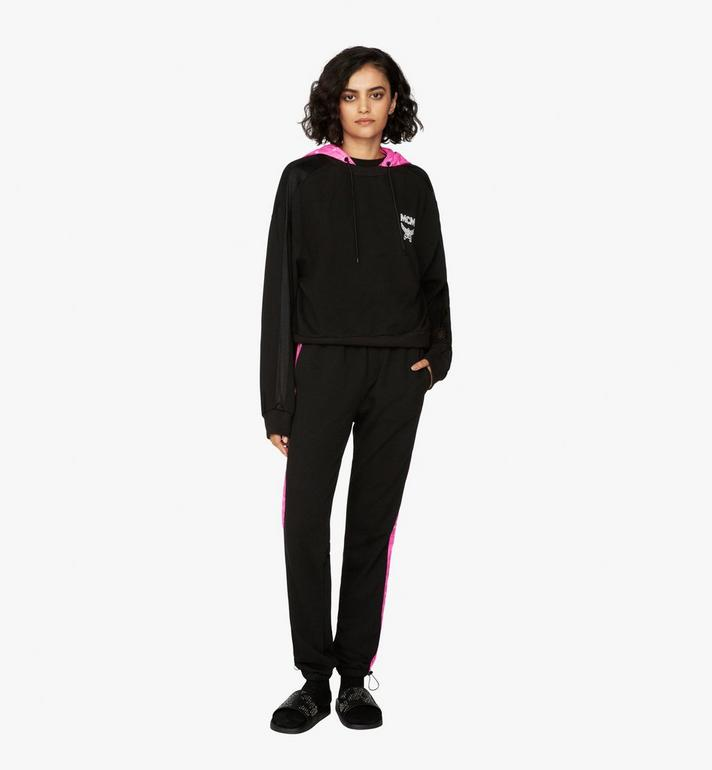 MCM Flo Damen-Sweatshirt mit Kapuze Alternate View 4