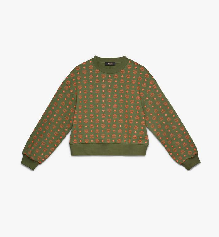 MCM SWEATSHIRT-WOVERSIZEVISETOS Alternate View