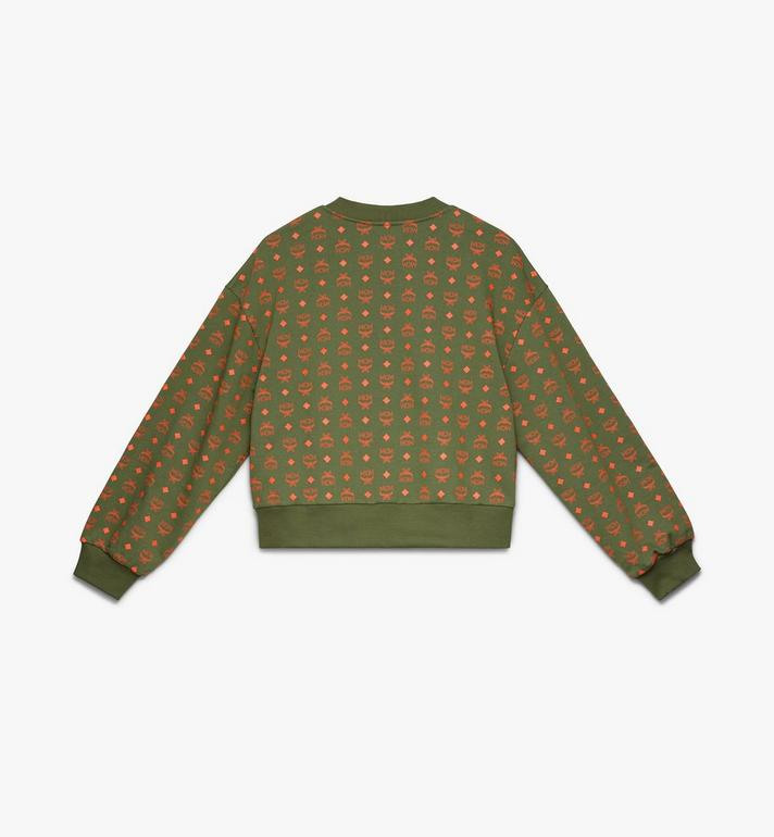 MCM SWEATSHIRT-WOVERSIZEVISETOS  3112 Alternate View 2
