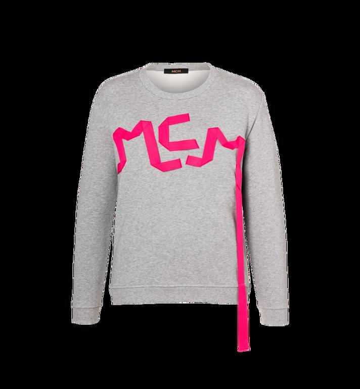 MCM Women's Logo Tape Sweatshirt Alternate View