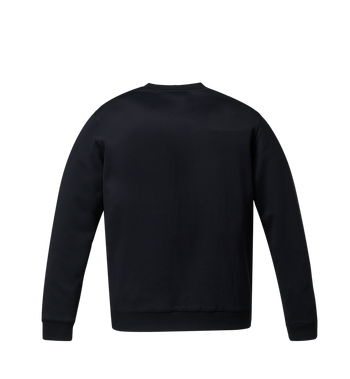MCM Sweat-shirt Crystal Detail Logo pour femme Black MFA9SMM93BK00S Alternate View 3