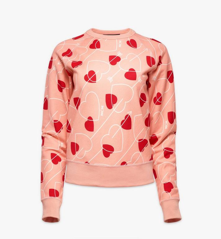 MCM Women's Valentine Sweatshirt Alternate View