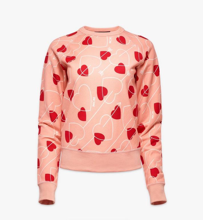 MCM Women's Valentine Sweatshirt Alternate View