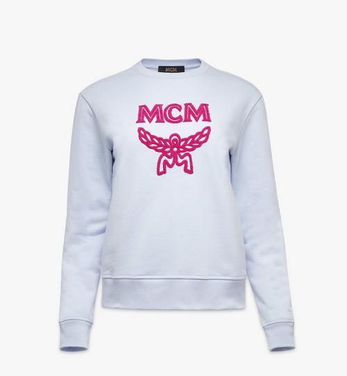 Klassischer Pullover mit Logo für Damen