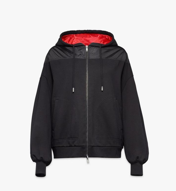 MCM Women's Reversible Zip Hoodie Alternate View