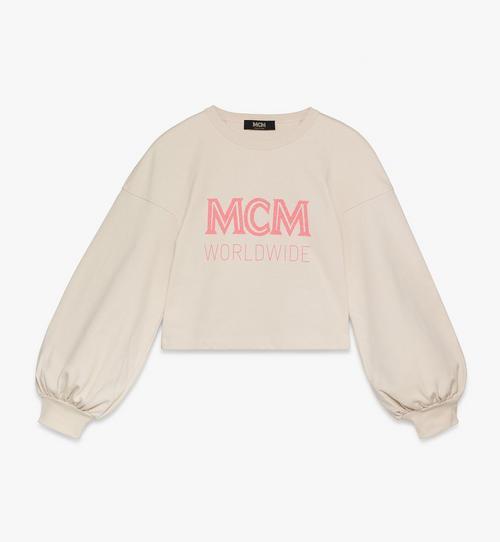 Sweat-shirt MCM Worldwide pour femme