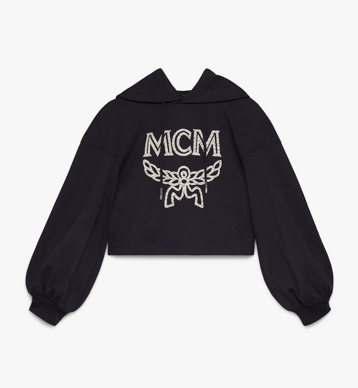 MCM Women's Logo Hoodie Alternate View