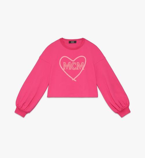女士 Valentine 氣球袖毛衣