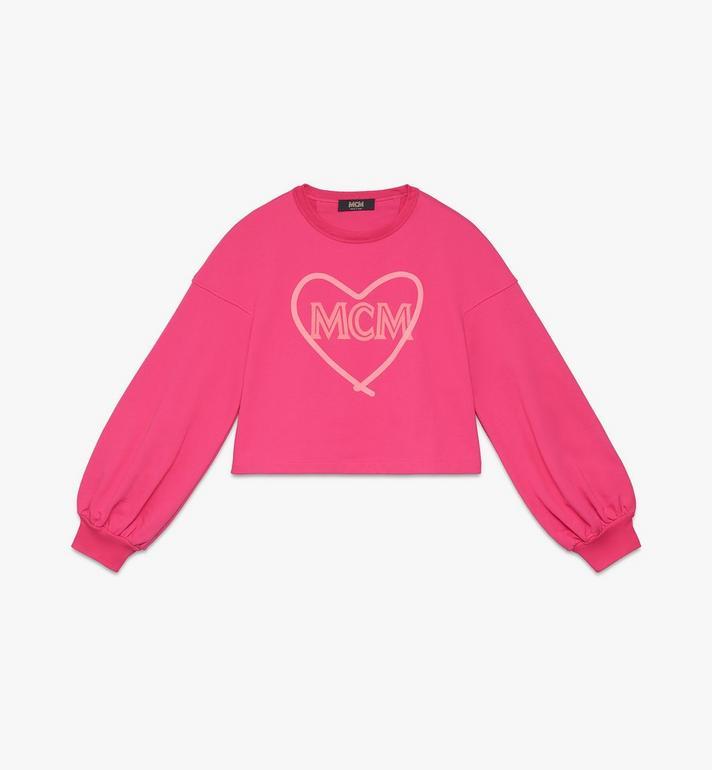 MCM Women's Valentine Balloon Sleeve Sweater Alternate View