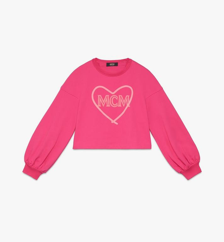 MCM Women's Valentine Balloon Sleeve Sweater Alternate View