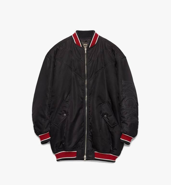 MCM BOMBER-WRESNICKOVERSIZE Alternate View