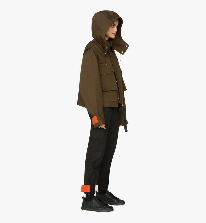 MCM Women's Resnick Utility Jacket  MFJ9ARA32G8042 Alternate View 3