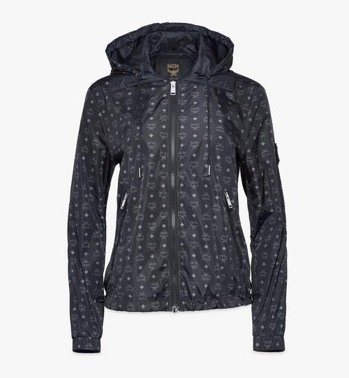 Women's Windbreaker in Monogram Nylon