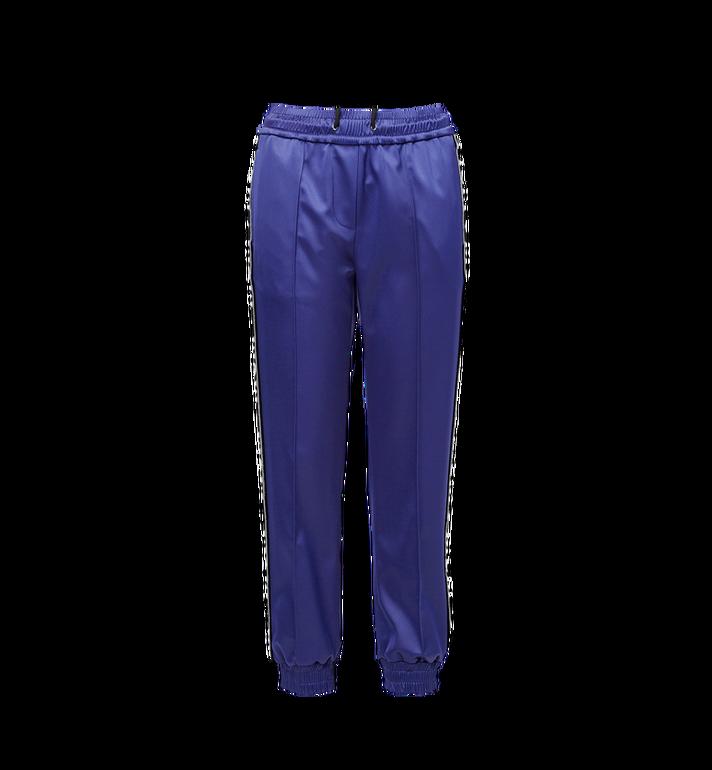 MCM กางเกงจอกเกอร์สำหรับผู้หญิงทำจากผ้าซาตินลายโลโก้ Alternate View