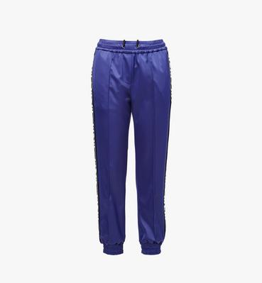 Women's Logo Tape Satin Joggers